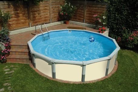 Bazény zapuštěné levně